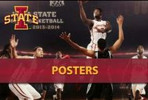 Posters / Order your own Iowa State Athletics poster here - http://www.cyclones.com//pdf8/683126.pdf?DB_OEM_ID=10700 / by Iowa State Athletics