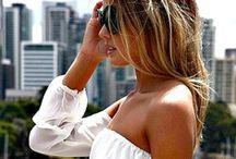 Sizzlin Summer Fashion.. / by Debbie Porter