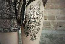 ink / by Rika VanHeerde