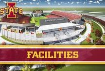 Facilities / by Iowa State Athletics