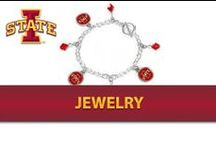 Jewelry / by Iowa State Athletics