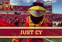 Just Cy / by Iowa State Athletics