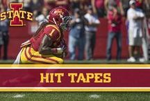 Hit Tapes / by Iowa State Athletics