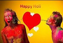 Holi 2014 / Holi 2014 Wallpapers, Pictures, Images, Photos, Pics, Holi 2014 Greetings Wishes with Father's Day Quotes, SMS, Messages, Sayings, Slogans for Pinterest, Facebook / by Fsquare Fashion