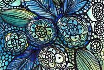 Coloring pages / by Nannette Kramer