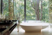 Salle de bain / Bathroom Inspiration / by Dalal Al Omairi ▲ دلال العميري