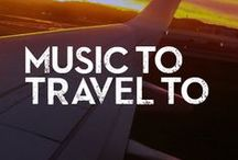 Lonely Planet Music  / Destination themed playlists and travel related tunes from our official 'lonely_planet' account on Spotify. These are a selection of just a few of our favourites.  / by Lonely Planet