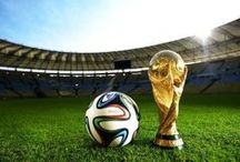 FIFA World Cup 2014 / FIFA World Cup 2014 Live Results, Matches, Venues, Stadiums, Teams, Players Photos, Pictures, Images, Pics, HD Wallpapers and more / by Fsquare Fashion