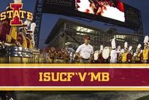 ISUCF'V'MB / by Iowa State Athletics
