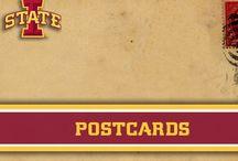Iowa State Athletics Postcards / by Iowa State Athletics