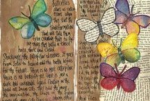 Art Journal Inspiration / by Kathy