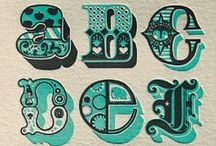 Letterpress / Typography, Printmaking, Letterpress and Graphic Design / by Gestalten