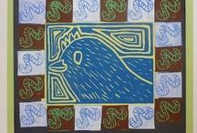 Art Project Ideas for school / by Nicole Caulfield