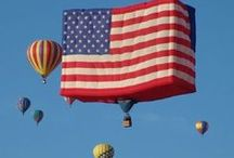 Holidays:4 July/Independence / Celebrating the Independence day of the United States of America.  Traditions, recipes, and all things Red, White and Blue. / by Penny Spinster