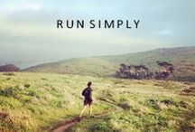 Running / by Betsy Falconer Pitak