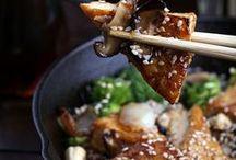FOOD - Tofu / by Anne Davis Design