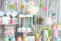 party decor and ideas / by Annat