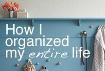 Organize My Life...Please / by Sig Bushman