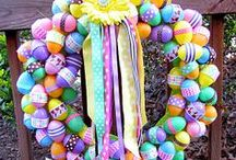 Easter Ideas / by Kathy Pittman
