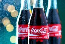 Coca Cola / Coca Cola open happiness / by Pierre Faure