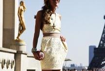 Style/Fashion / by Rachel Perelli
