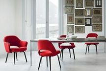 Lovely Reds / by KnollTextiles