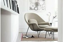 Living Spaces We Love / From KnollTextiles: A celebration of everywhere and anywhere that you sit down to a meal in the spaces you call home - bon appétit. / by KnollTextiles