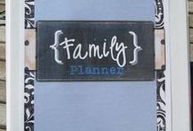 Family Binder/Print Outs / by Shana Arnott
