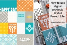 Project Life Ideas / by Monica Bradford {Scrap Inspired}