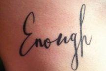 Tattoo ideas / by Shamay Smith