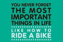 Biking, Cycling & More / Bikes, Bikes, Bikes / by Shamay Smith
