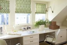 Craft Room / by Cindy Wade