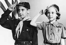 Scouting- Girl & Boy / by Cynthia Graeter