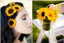 Sunflower Wedding / by MyGatsby