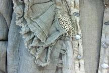 resurrected fashion / by Beth Fisher (Gypsy Fish)