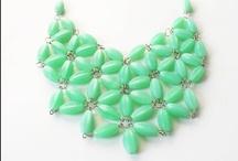 Jewelry  / Handmade and DIY jewelry inspiration  / by Craft