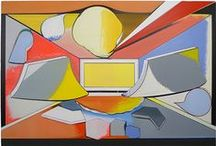 2010 painting decade / by Marie Kazalia