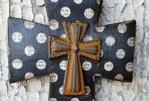 Crosses / by Shelly Williams