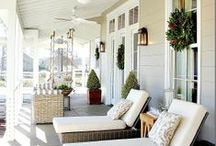 Outdoor Living / Patios and Outdoor Living Spaces / by ReeceNichols Real Estate