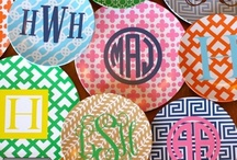 Monograms / by Shelly Williams