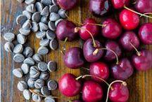 Sweet Treats w/ Fruit / by Beckey