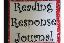 HS: The Reading Zone / Reader Notebook Ideas and Examples, Reader Response Prompts, and Ideas to Better Better Readers of Literature / by Emily Okaty Wilson @ My Pajama Days