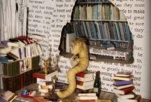 bookworm / by Judy Fiely Ʊ