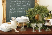 Christmas Holiday Decor & Recipes / The Best Holiday Decorating Ideas and Recipes / by Luxury Monograms