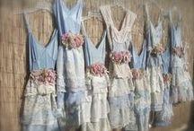 Bridesmaid dresses / by Darla Reeves