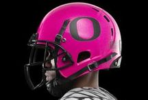 2013 Football Uniforms / Photos of the most innovative uniforms in college football as worn by the Oregon Ducks / by University of Oregon Ducks