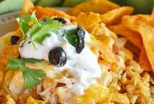 Food & Entertaining / Recipes, recipes, recipes! Food, drinks and more.  / by Whitney Banker