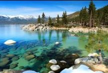 Visit Lake Tahoe / Vacation in Lake Tahoe / by Alice Mulloy