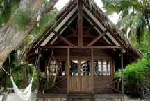 Shacks / Shacks, huts, cottages, cabanas and cabins / by Chad King