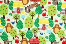 Fabrics / by Jacqueline V.